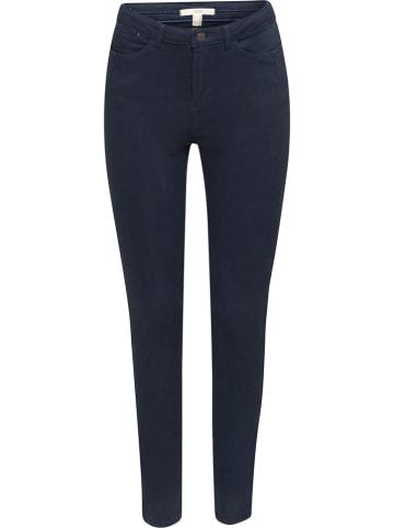 ESPRIT Spijkerbroek - skinny fit - donkerblauw