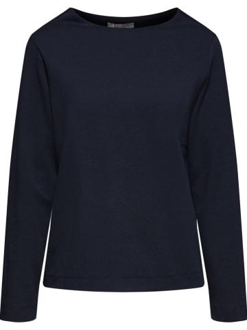 ESPRIT Sweatshirt donkerblauw