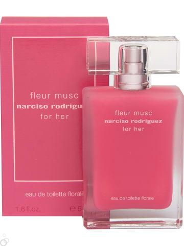 Narciso rodriguez Fleur Musc Florale - EDT - 50 ml