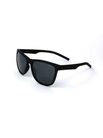 Polaroid Dameszonnebril zwart
