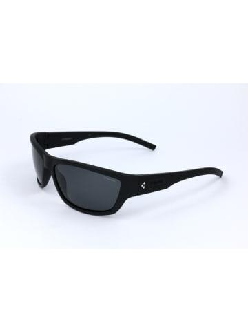 Polaroid Herenzonnebril zwart