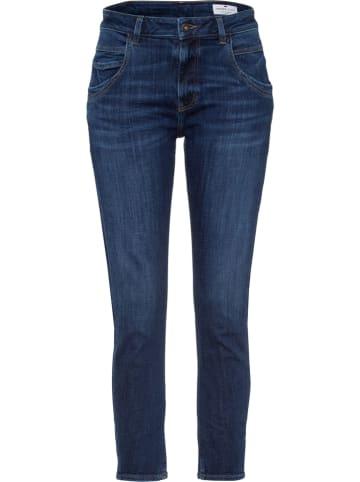 Cross Jeans Dżinsy - Slim fit - w kolorze granatowym