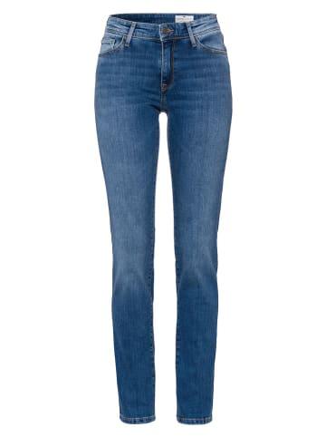 Cross Jeans Dżinsy - Slim fit - w kolorze niebieskim