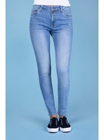 """Blue Fire Jeans """"Lara"""" - Skinny fit - in Hellblau"""