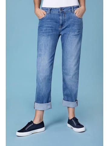 "Blue Fire Jeans ""Olivia"" - Comfort fit - in Blau"