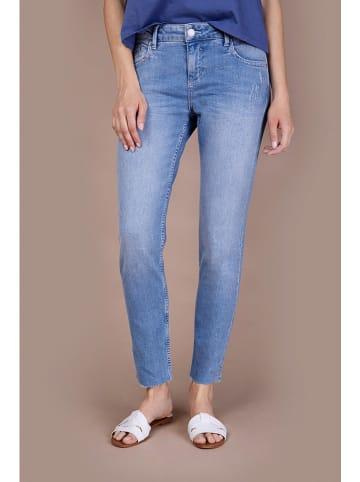 """Blue Fire Jeans """"Ashley"""" - Skinny fit - in Hellblau"""