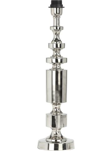 """PR Home Lampenvoet """"Art Deco"""" zilverkleurig - (H)51 x Ø 13,5 cm"""