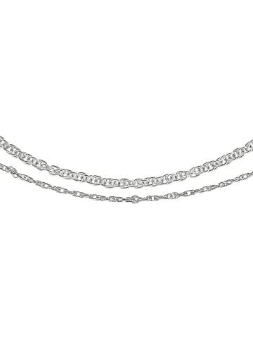 Steel_Art Ketting- (L)49 cm