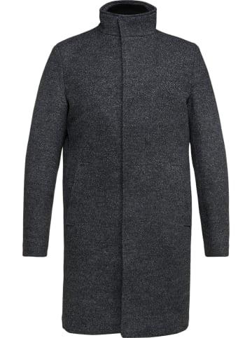 ESPRIT Wollen mantel antraciet