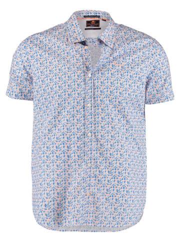 "NEW ZEALAND AUCKLAND Hemd ""Fairlie"" - Comfort fit - in Blau"