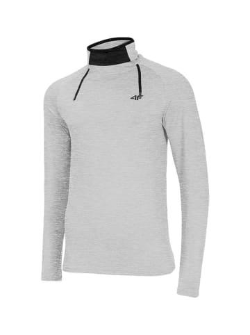 4F Trainingsshirt in Grau