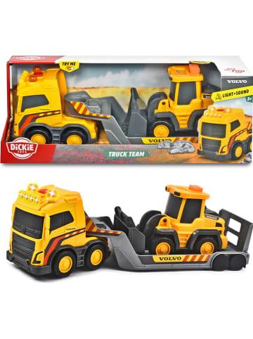 "Dickie Laweta ""Volvo Truck Team"" z akcesoriami - 3+"