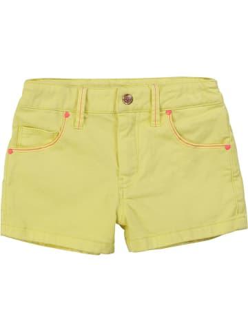 Billieblush Szorty w kolorze żółtym