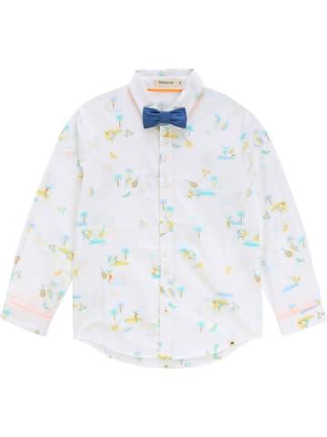BILLYBANDIT Koszula w kolorze białym