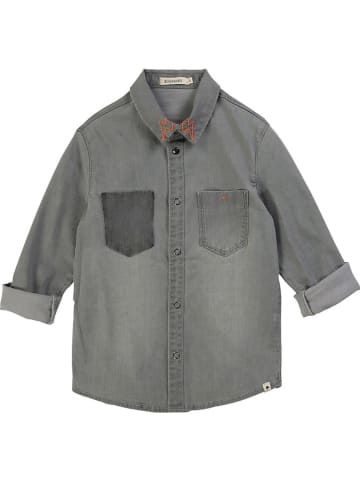 BILLYBANDIT Koszula w kolorze szarym