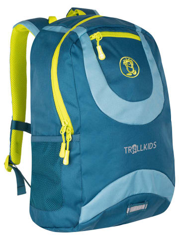 """Trollkids Plecak dziecięcy """"Trollhavn"""" w kolorze niebieskim - 24 x 40 x 14 cm"""