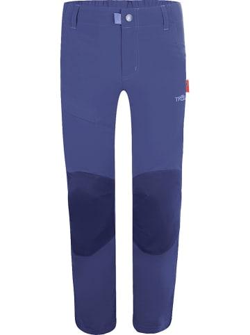 """Trollkids Spodnie funkcyjne """"Hammerfest Pro"""" w kolorze fioletowym"""
