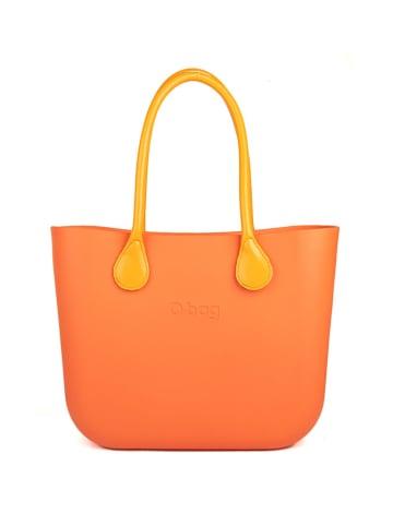 """O Bag Torebka """"Standard"""" w kolorze pomarańczowym - (S)39 x (W)31 x (G)14 cm"""