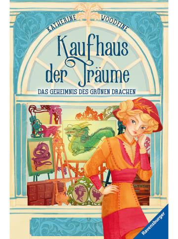 """Ravensburger Jugendroman """"Kaufhaus der Träume, Band 3: Das Geheimnis des Grünen Drachen"""""""