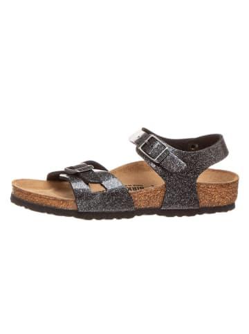 """Birkenstock Sandalen """"Rio"""" zwart - wijdte S"""
