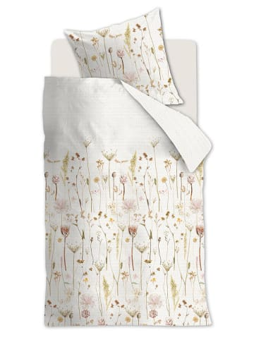 "Beddinghouse Beddengoedset ""Flower Blush"" crème/meerkleurig"
