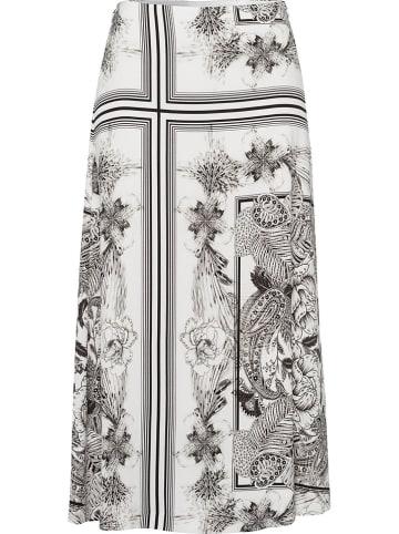 RIANI Spódnica w kolorze biało-czarnym