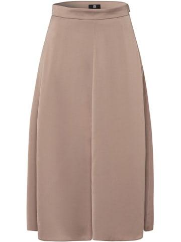 RIANI Spódnica w kolorze szarobrązowym