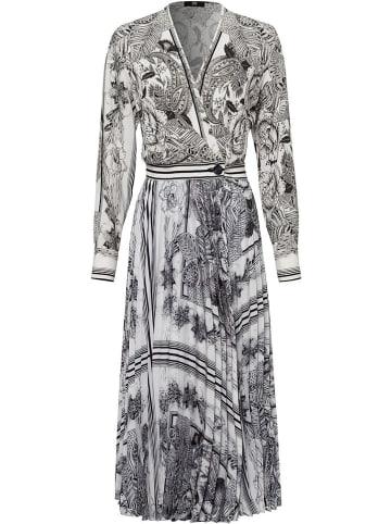 RIANI Sukienka w kolorze biało-czarnym