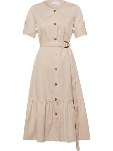 RIANI Sukienka w kolorze beżowym