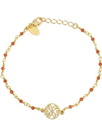 Nilaï Vergold. Armkette mit Schmuckelement