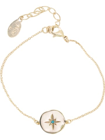 Nilaï Vergulde armband met sierelement