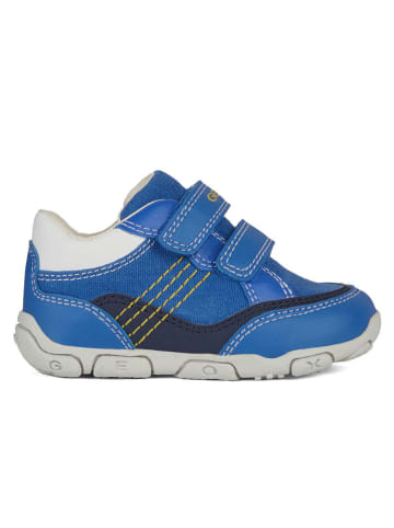 """Geox Sneakersy """"Balu"""" w kolorze niebieskim"""