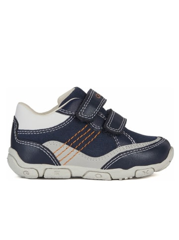 "Geox Sneakers ""Balu"" in Dunkelblau/ Grau"