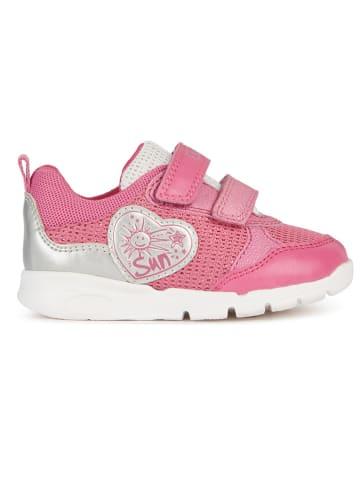 """Geox Sneakers """"Runner"""" in Rosa"""