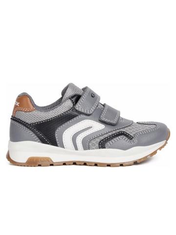 """Geox Sneakers """"Pavel"""" in Grau"""