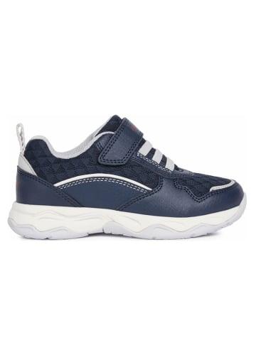 "Geox Sneakers ""Calco"" in Dunkelblau"
