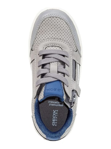 "Geox Sneakers ""Arzach"" grijs"
