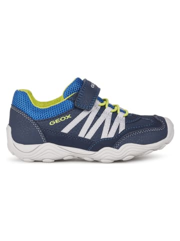 "Geox Sneakers ""Tavis"" in Dunkelblau"