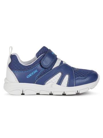 """Geox Sneakers """"Torque"""" blauw"""