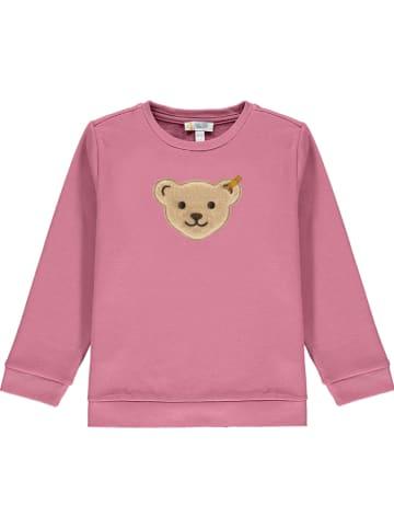 Steiff Sweatshirt in Pink