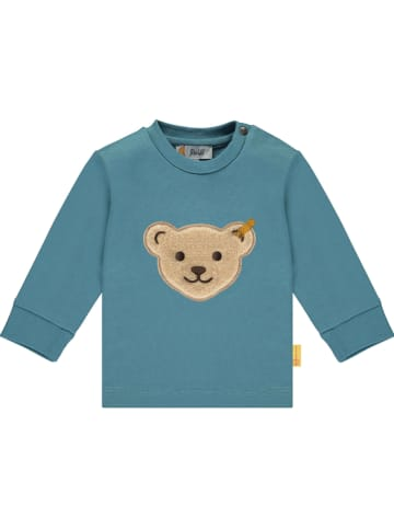 Steiff Sweatshirt in Blau