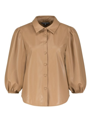 ONE MORE STORY Blouse camel
