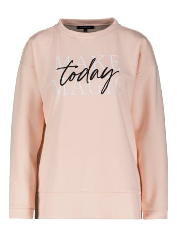 ONE MORE STORY Sweatshirt in Rosa