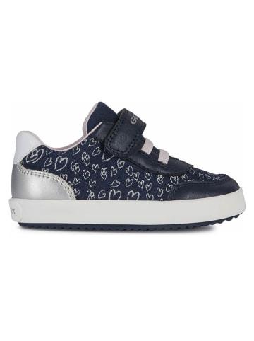 "Geox Sneakers ""Gisli"" in Dunkelblau"