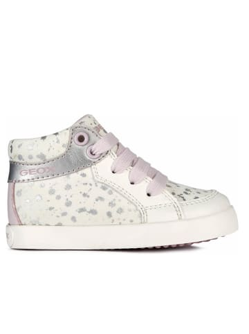 "Geox Sneakers ""Gisli"" in Weiß"