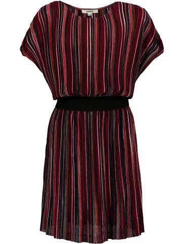 Garcia Sukienka w kolorze czerwonym ze wzorem