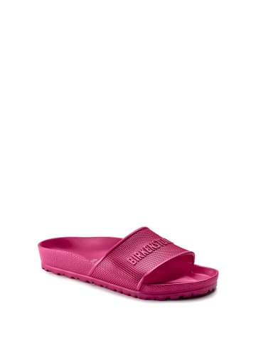 Birkenstock Klapki w kolorze różowym
