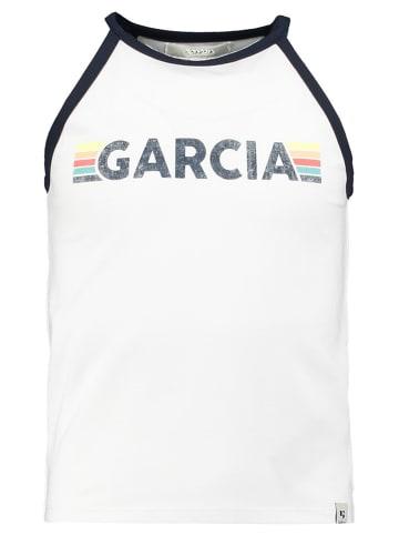 Garcia Top w kolorze białym