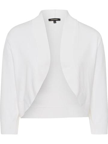 More & More Bolerko w kolorze białym