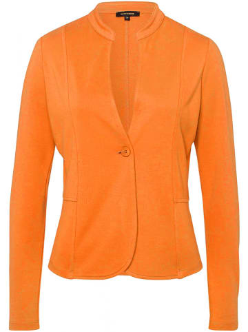 More & More Blazer oranje